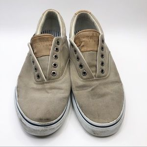 Sperry Top Sider Slip On Boat Shoes
